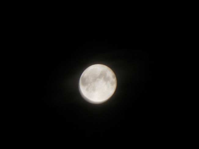 Super Full Moon Moncton, New Brunswick Canada