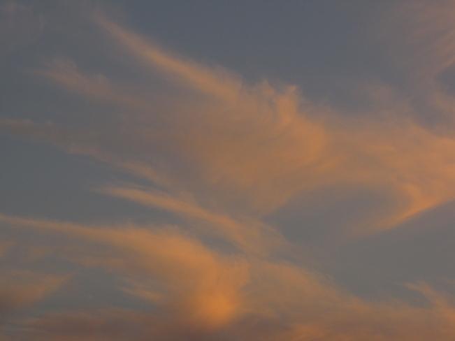 Sunset in Regina Regina, Saskatchewan Canada