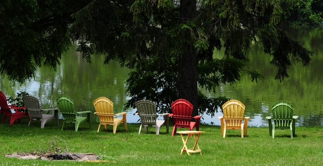 Summer at the Lake New Dundee, Ontario Canada