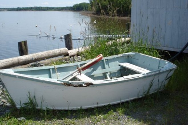 Row Row Row your boat Pictou (not available), Nova Scotia Canada