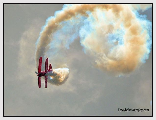 Great lakes international air show. Port Dover, Ontario Canada