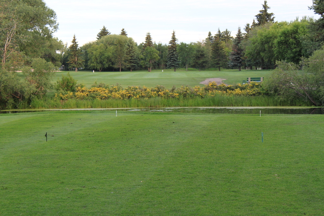 Great course for golf! Leduc, Alberta Canada