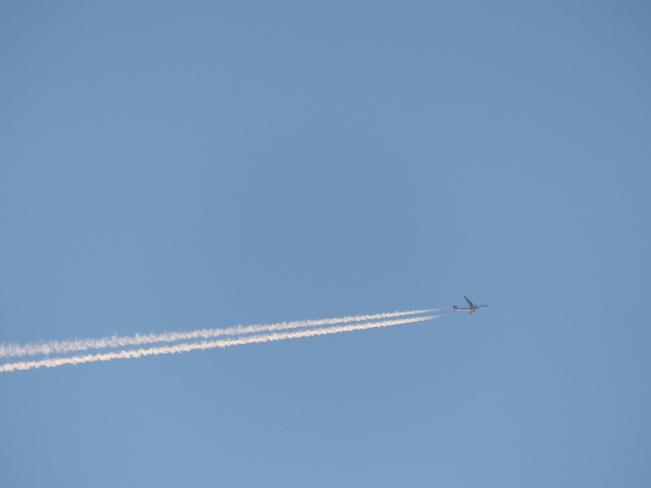 Blue skies ... finally! Shelburne, Nova Scotia Canada