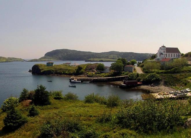 Elaine Strong Collins Cove, Newfoundland and Labrador Canada