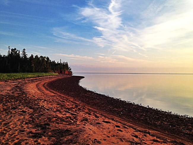 Pinette River Montague, Prince Edward Island Canada