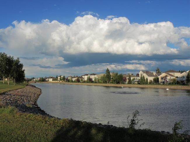 Sunshine After the Storm Lethbridge, Alberta Canada