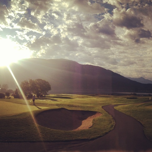 Sandpiper Golf Course Harrison Mills, British Columbia Canada