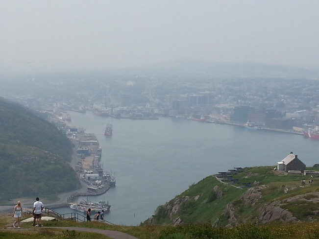 Walking Trail St. John's, Newfoundland and Labrador Canada