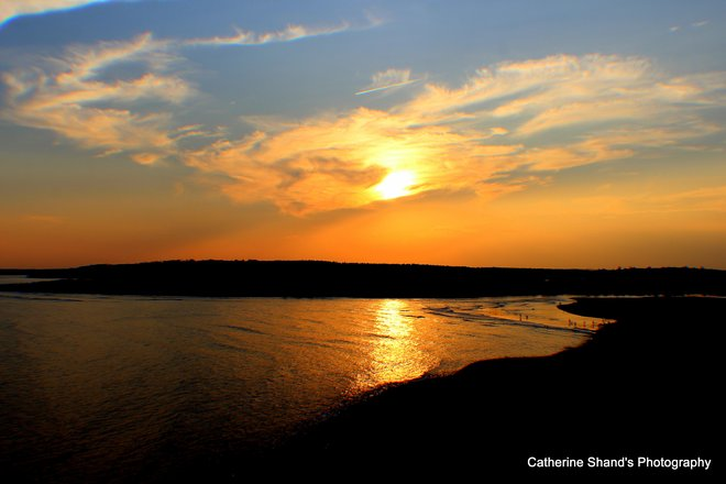 Lawrencetown Sunset Lawrencetown, Nova Scotia Canada
