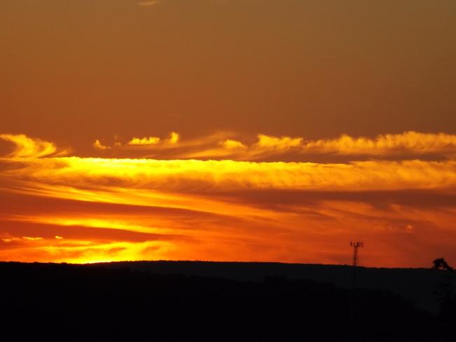 sunset 2 New Minas, Nova Scotia Canada