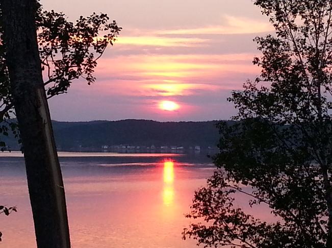 Summer Sunset Glovertown, Newfoundland and Labrador Canada