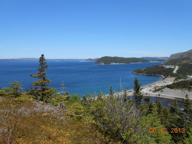 Fortune Bay St. Bernard'S-Jacques Fontaine, Newfoundland and Labrador Canada
