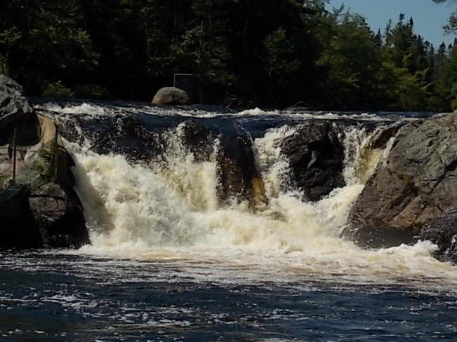 Nice place to cool down ! Bridgewater, Nova Scotia Canada