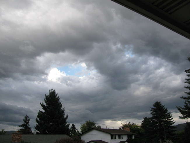 Storm rolling in (3) Kamloops 3, British Columbia Canada