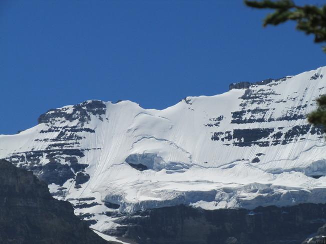Glaciers Lake Louise, Alberta Canada