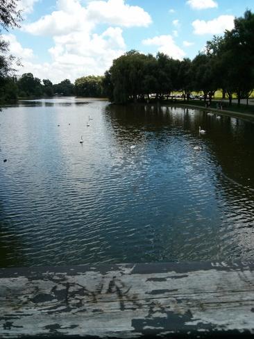 Avon River Stratford, Ontario Canada
