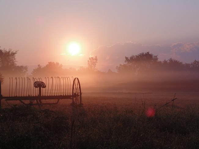 Sunrise Rusagonis, New Brunswick Canada