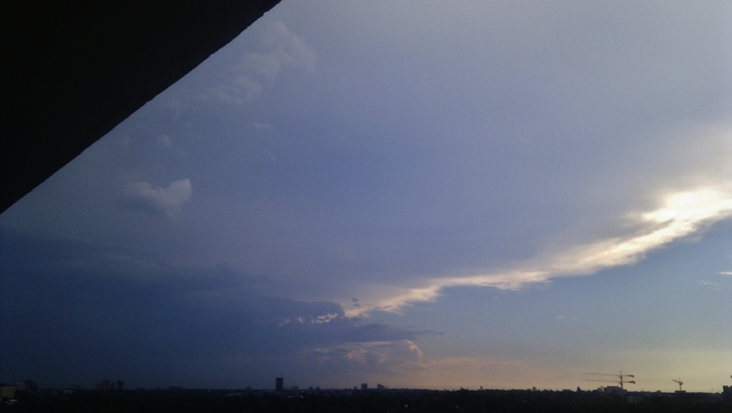 Severe Storm Cluster Ottawa, Ontario Canada