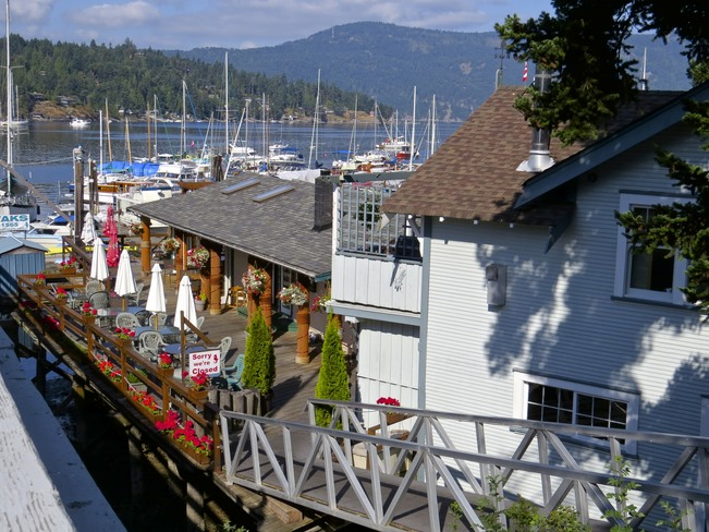 Lovely spot Sidney, British Columbia Canada