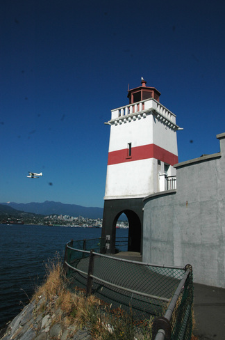 The Lighthouse Greater Vancouver, British Columbia Canada