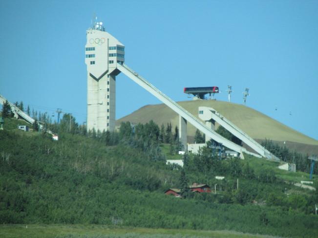 Canada Olympic Park Calgary, Alberta Canada