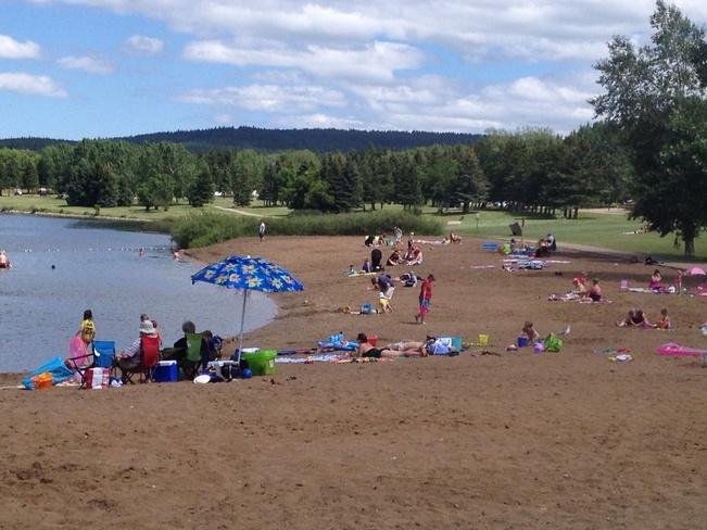 Beach time at Elwater Lake! Elkwater, Alberta Canada