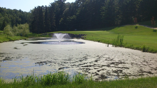 Hole Number 18-Ken-Wo, New Minas, Nova Scotia New Minas, Nova Scotia Canada