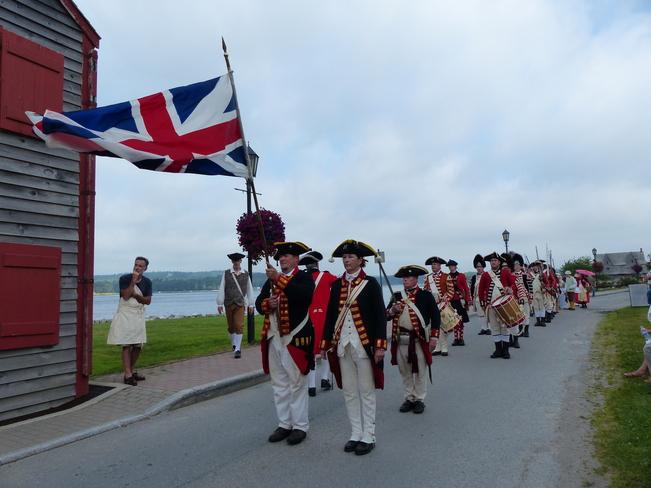 Founders' Days Shelburne, Nova Scotia Canada