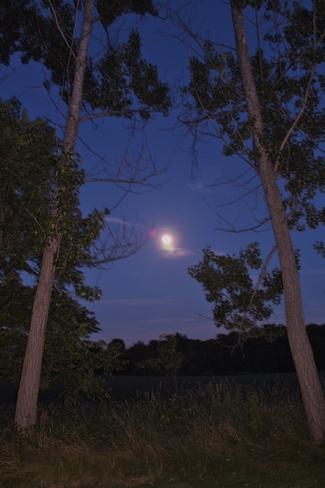 Evening Sky Picton, Ontario Canada