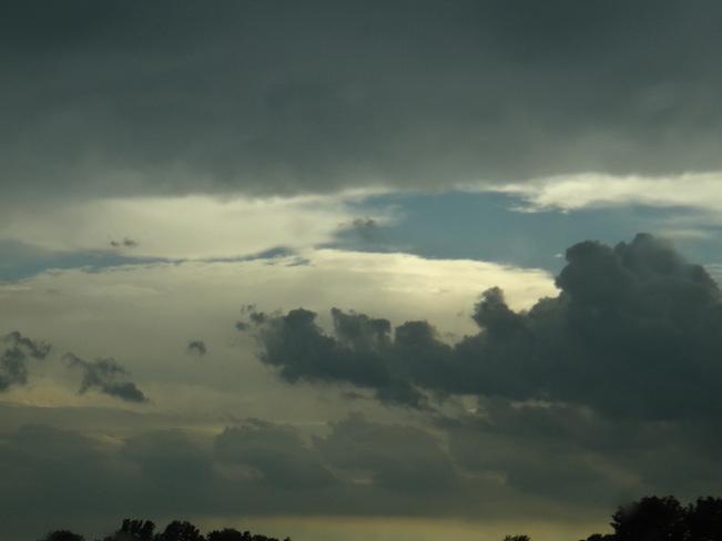 sky Clifford, Ontario Canada