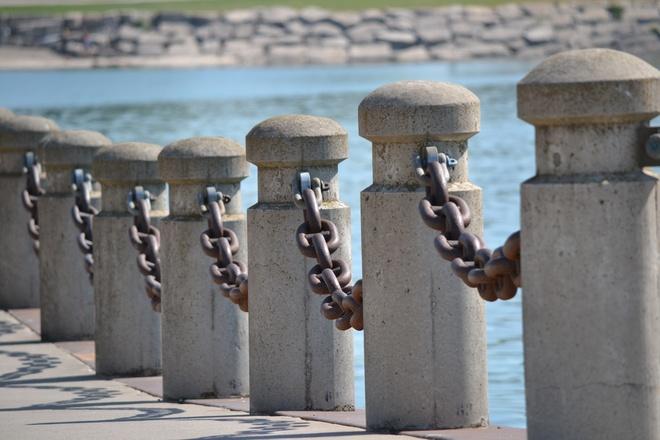 by the water Burlington, Ontario Canada