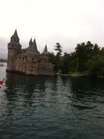 Boldt Castle-Power Tower Alexandria Bay, New York United States