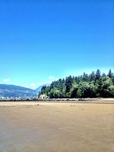 3rd Beach Vancouver, British Columbia Canada