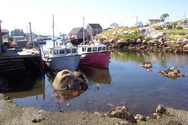Peggy's Cove Brossard, Quebec Canada