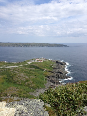 Fishing Point St. Anthony, Newfoundland and Labrador Canada
