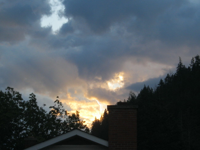 shuswap morning Chase, British Columbia Canada