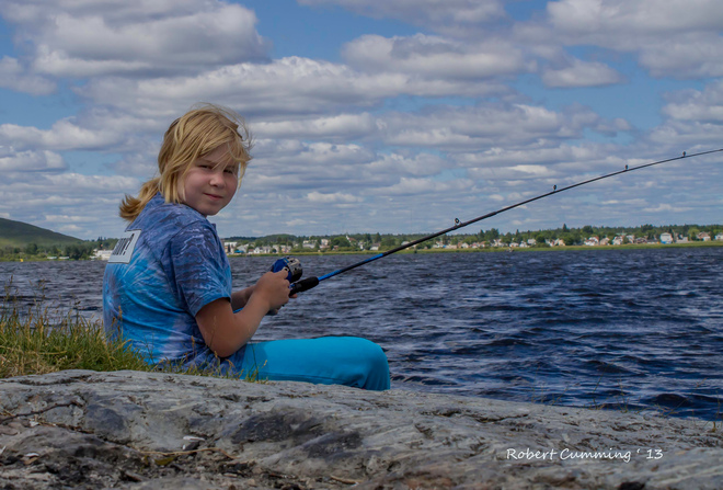 Fishing's My Life Timmins, Ontario Canada