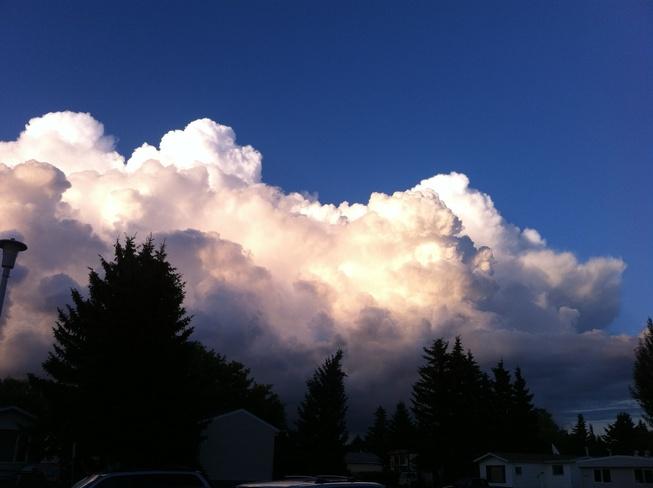 Enchanted Clouds Edmonton, Alberta Canada