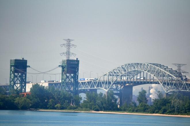 burlington skyway Burlington, Ontario Canada
