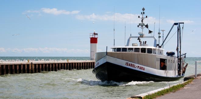 The Isabel-Maria Port Dover, Ontario Canada