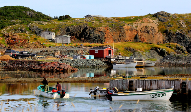 Fishery <3 Mount Pearl, Newfoundland and Labrador Canada