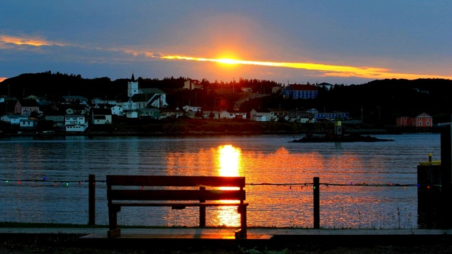 Sunset at Twillingate, NL Mount Pearl, Newfoundland and Labrador Canada
