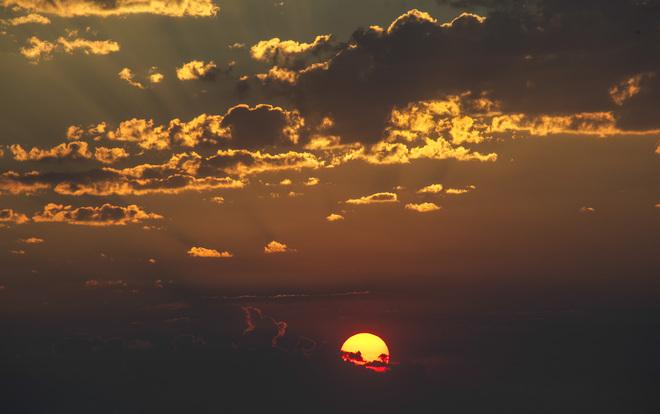 Sunrise in Paradise Gabriola, British Columbia Canada