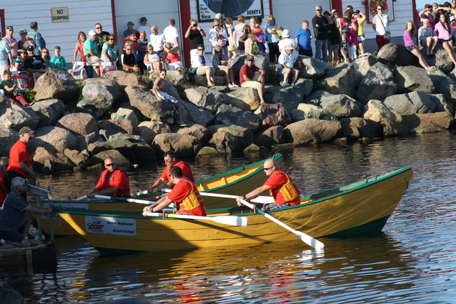 grand bank day at the dory races Grand Bank, Newfoundland and Labrador Canada