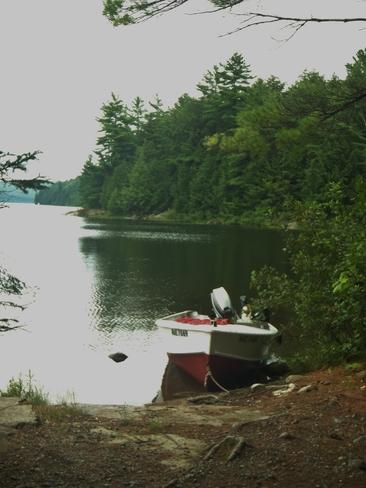 Fishing Elliot Lake Elliot Lake, Ontario Canada