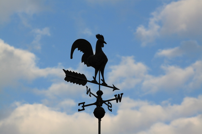 Weathervane Picton, Ontario Canada