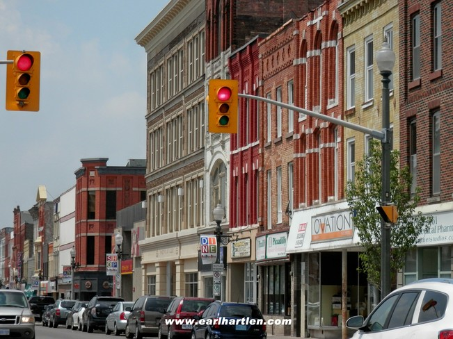 Woodstock, A Great Place Woodstock, Ontario Canada