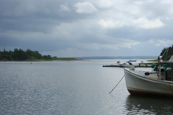 French River Darnley, Prince Edward Island Canada