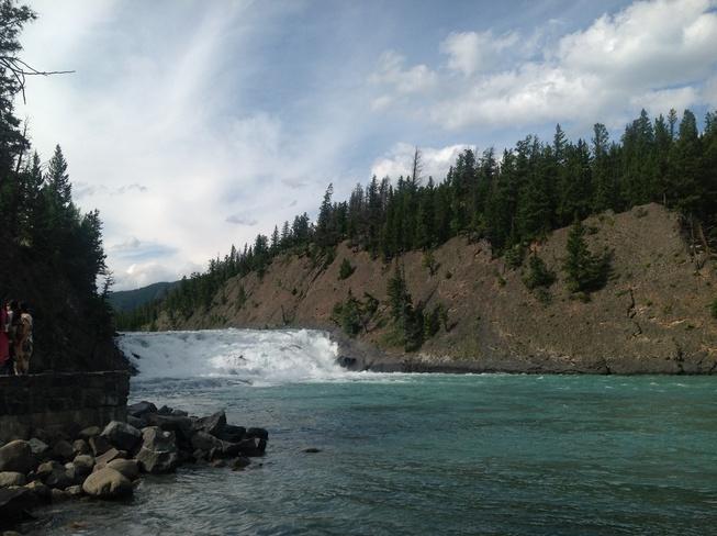 Bow Springs. Banff, Alberta Canada