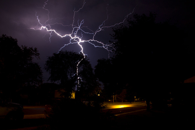 Lightning in a Bottle Brandon, Manitoba Canada